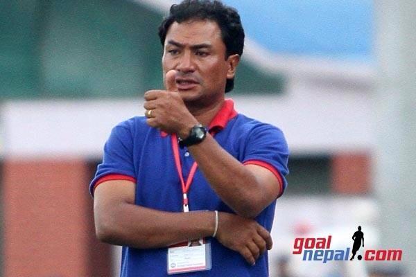 Bal Gopal Maharjan, Nepal Team Coach