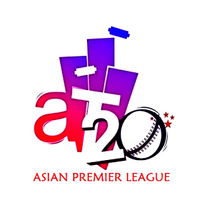 Asian Premier League (APL) - Official Logo