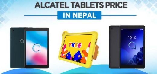 Alcatel Tablets Price in Nepal 3T8 Kids TKEE MID 3T10 2020 4G Where to buy