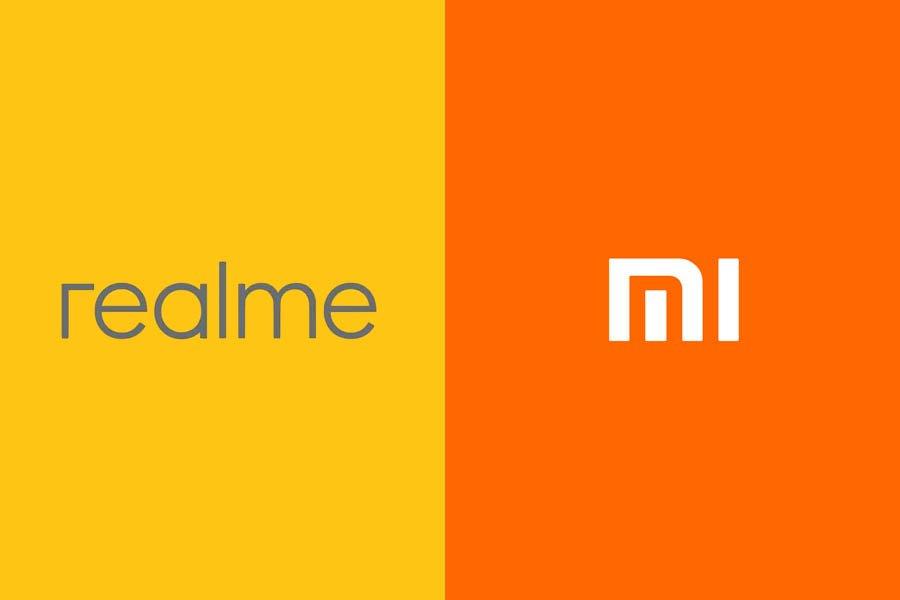 Realme vs Xiaomi