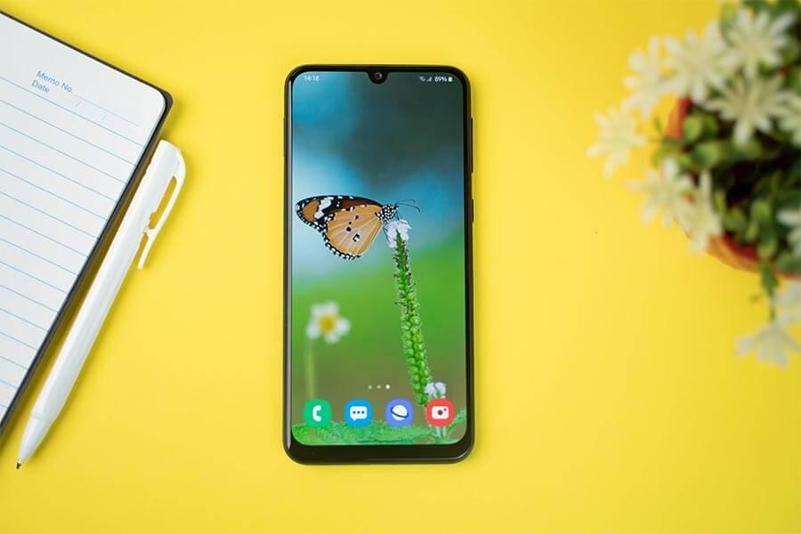 Samsung Galaxy M21 - Display