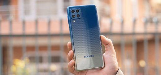 Samsung Galaxy M62 Review F62