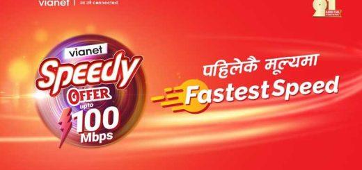 Vianet Super Speedy Offer announced internet plans speed pricing