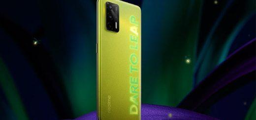 Realme Q3 Series Design Camera
