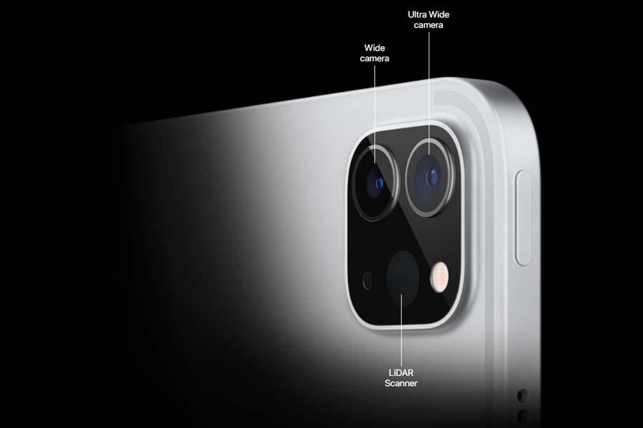 iPad Pro 2021 - Cameras