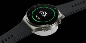 Huawei Watch GT 2 Pro - Qi Wireless Charging