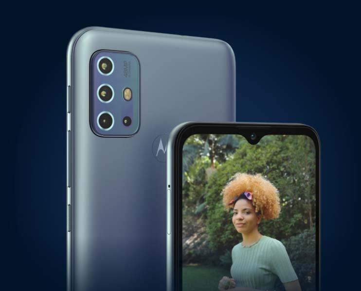 Moto G20 Camera Setup