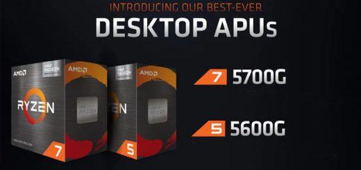 AMD Ryzen 7 5700G & Ryzen 5 5600G announced Price in Nepal Specs Features