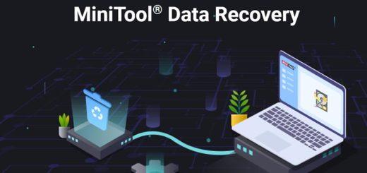 MiniTool Power Data Recovery Tool Free
