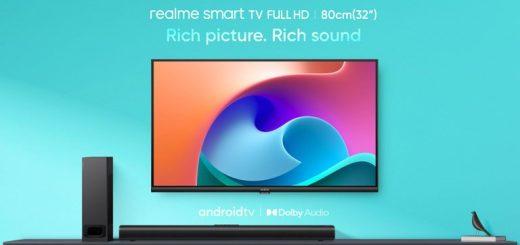 Realme Smart TV Full HD 32