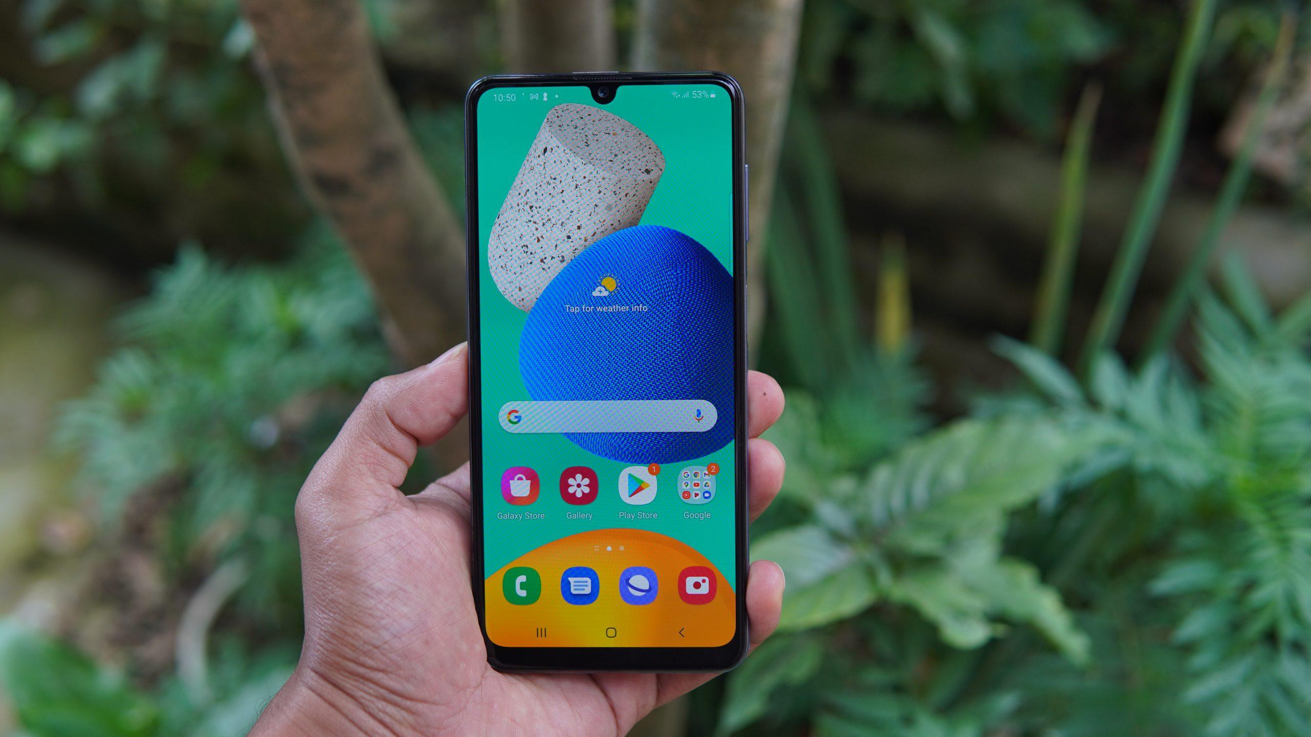 Samsung M32 Impressions