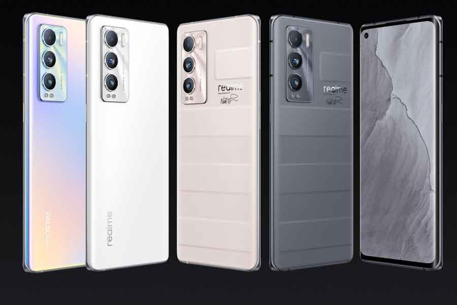 Realme GT Master Exploration Edition Design and Display
