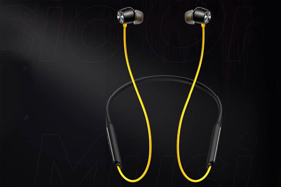 Realme Buds Wireless 2 Neo Design