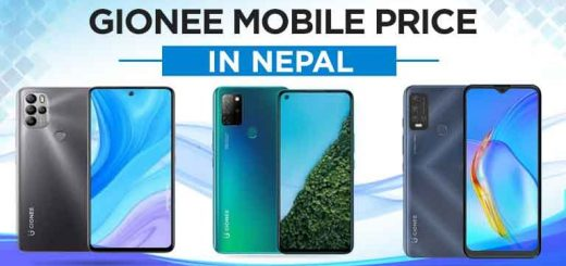 Gionee Mobile Price in Nepal Specifications Features Launch Availability