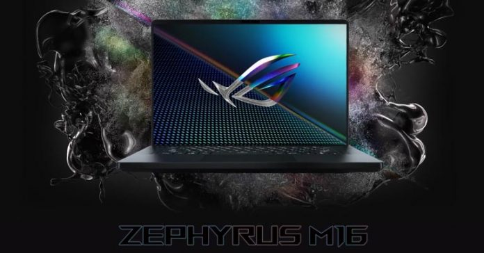 Asus ROG Zephyrus M16 Price in Nepal Features Specs Availability