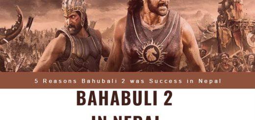 Bahubali 2 in Nepal
