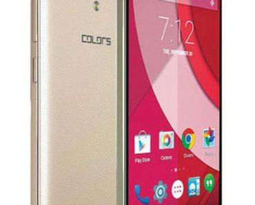 Colors E-20 (WHITE, 16GB) - 4G LTE Smartphone in Nepal