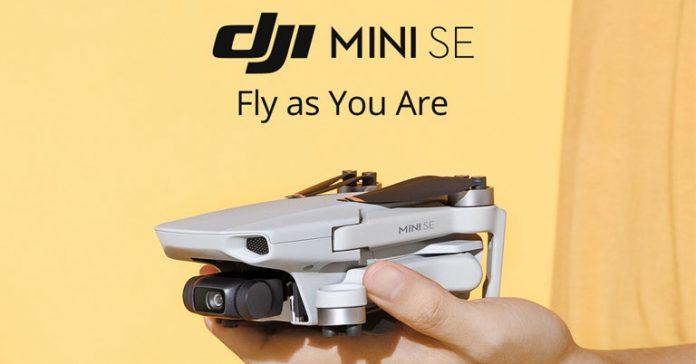 DJI Mini SE Price Nepal