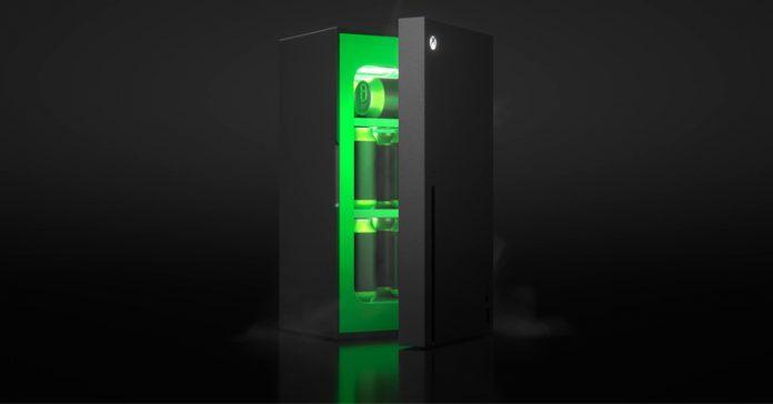 Microsoft Xbox Series X Mini Fridge Price Availability E3 2021