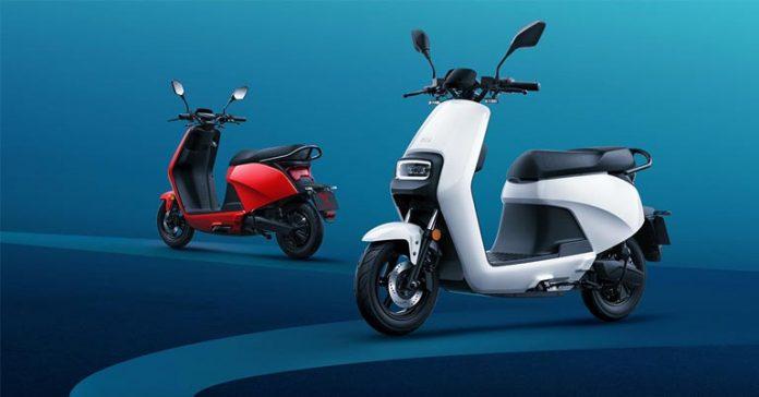 NIU Gova 03 Price in Nepal e-scooter ev pre-order test ride