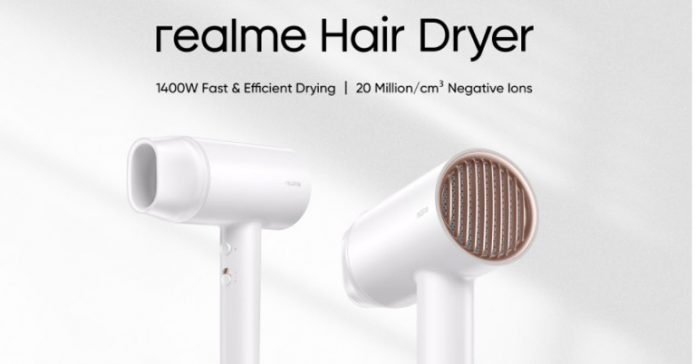 Realme Hair Dryer Price in Nepal Specs Features Availability