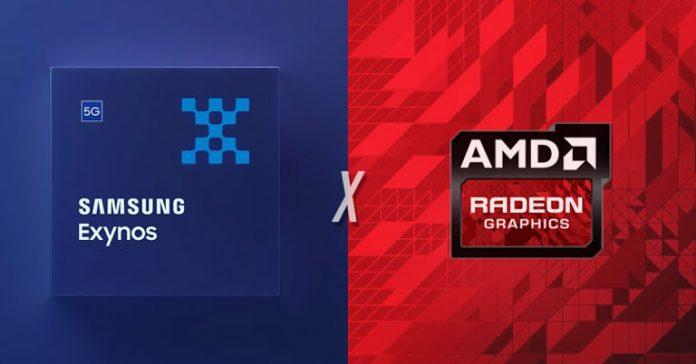 Samsung Exynos 2200 Chipset AMD GPU Graphics RDNA