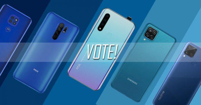 Poll best phones under 20000 in Nepal samsung xiaomi poco realme coolpad motorola micromax smartphones