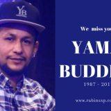 Yama Buddha aka Anil Adhikari, famous Nepali rapper