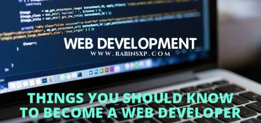 web development tutorial
